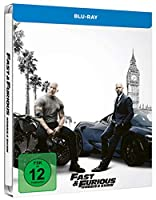 Fast & Furious: Hobbs & Shaw: Limited Steelbook