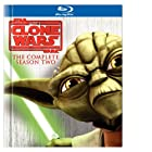 Star Wars: The Clone Wars: Complete Season Two [Blu-ray] [Import]