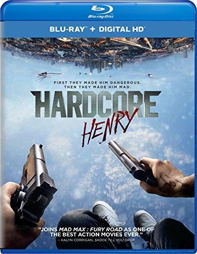 Hardcore Henry (Blu-ray + Digital HD)