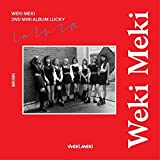 Weki Meki 2ndミニアルバム - Lucky (Wekiバージョン)