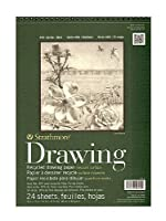 Strathmore Series 400 Premium Recycled Drawing Pads 9 in. x 12 in. [PACK OF 3 ] [並行輸入品]