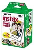 Digital Cameras Best Deals - FUJIFILM インスタントカメラ チェキ用フィルム 20枚入 INSTAX MINI WW 2