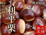 熊本県産 幻の高級和栗 利平栗 生栗 秀品 約2kg(L?2L)