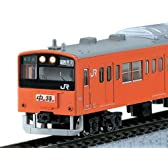 KATO Nゲージ 201系 中央線色 基本 6両セット 10-370 鉄道模型 電車
