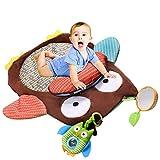 赤ちゃん音楽ゲームブランケット赤ちゃん多機能玩具クライミングブランケット枕クロールマット