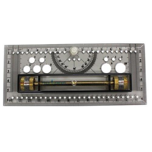 ドラパス 多機能スケール 15cm 42-591
