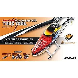 ALIGN(アライン) RH70E16XT T-REX 700L Dominator HV スーパーコンボ/マイクロビースト プラス 付RH70E16XT