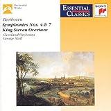 Beethoven;Symphonies 4 & 7