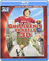 Gulliver's Travels [Blu-ray] [Import]