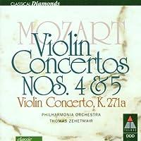Violin Concertos.4, 5: Zehetmair / Po