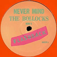 "Flashback - Never Mind The Bo**Ocks Heres 12"""