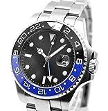 79fd1dde8c 位, ノーロゴ 腕時計 自動巻 GMT NL-552S4AS [並行輸入品]