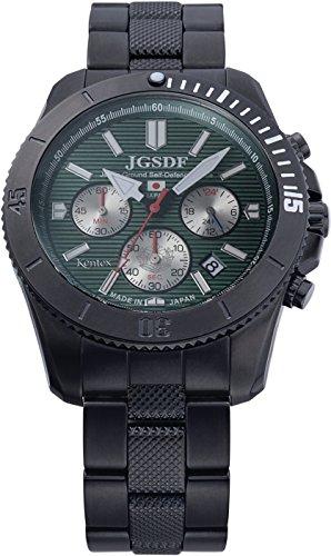 [ケンテックス]Kentex 腕時計 JSDF PRO 陸上自衛隊プロフェッショナルモデル クロノグラフ S690M-01 メンズ