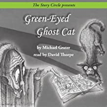 Green-Eyed Ghost Cat