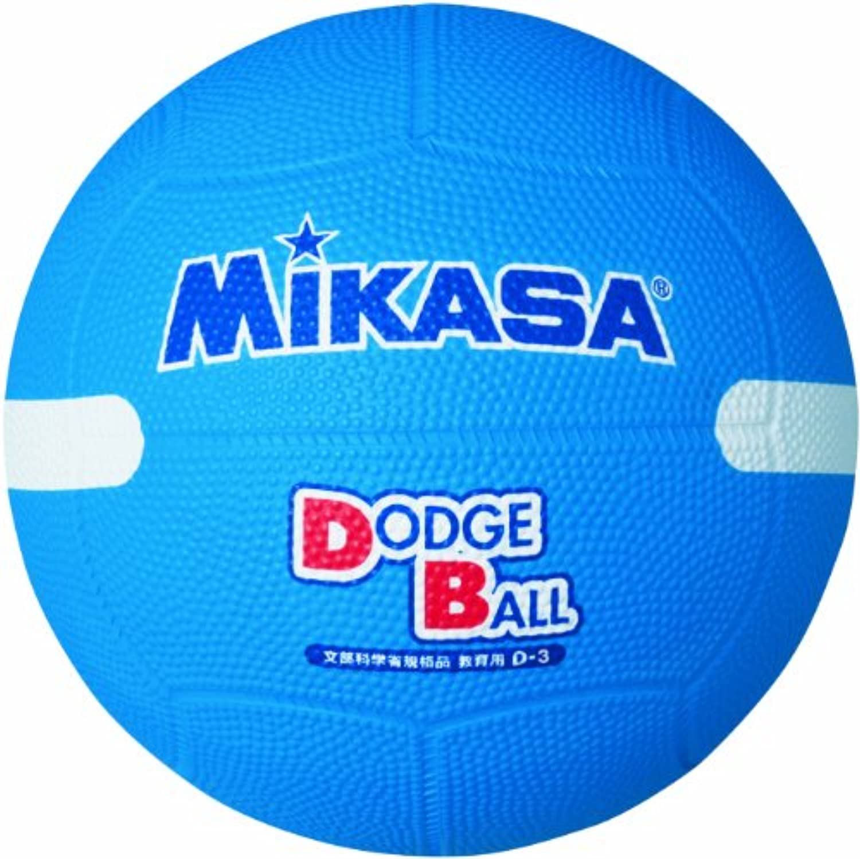 ミカサ(MIKASA) 教育用白線入りドッジボール3号