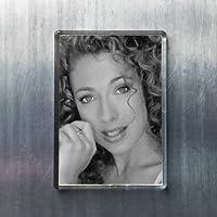ALEX KINGSTON - オリジナルアート冷蔵庫マグネット #js002