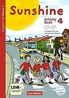 Sunshine - Allgemeine Ausgabe 4. Schuljahr - Activity Book mit interaktiven Uebungen auf scook.de: Mit CD-ROM, Audio-CD, Minibildkarten und Faltbox