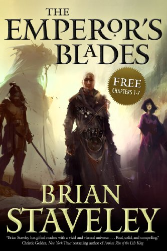 The Emperor's Blades: Chapters-1-7 (Chronicle of the Unhewn Throne) (English Edition)