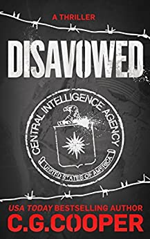 Disavowed (Corps Justice Book 8) by [Cooper, C. G.]