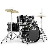Pearl ROADSHOW RS585C/C #31 JET BLACK ドラムセット