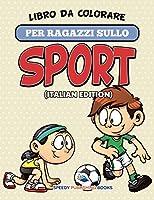 Libro Da Colorare Per Ragazzi - Nel Mare (Italian Edition)