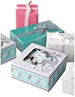 Wilton Reindeer Winter Wonderland Treat Boxes , 3 - Pack