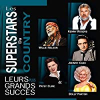 Les Superstars Du Country / Various