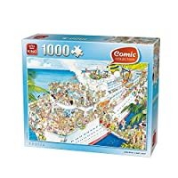 King Cruise Puzzle (1000 Pieces)