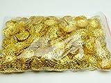 福袋181  座金 14mm 約1000個セット ゴールド 金 パーツ 在庫処分 天然石 パワーストーンアクセサリー作りに