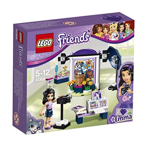 レゴ (LEGO) フレンズ エマのフォトスタジオ 41305