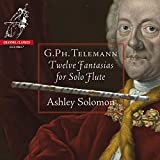 Telemann: Twelve Fantastias Fo