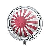 日本Sunはライジング旗サッカーボール FUTBOLサッカーピルボックス