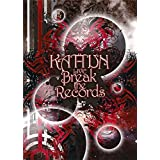 KAT-TUN LIVE Break the Records 【通常盤】 [DVD]
