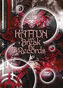 KAT-TUN LIVE Break the Records 【通常盤】 [DVD]