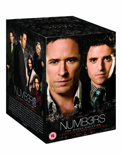 Numb3rs: Complete Boxset [Import anglais]