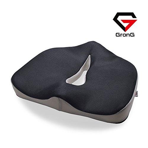 [グロング]GronG 健康クッション 腰痛クッション ヘルス...