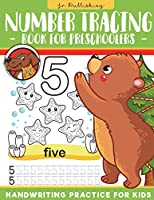 Number Tracing Book for Preschoolers: Tracing Numbers Learning Activity Books for Kids Ages 3-5 or 3 Up) Learn to Write First Numbers for Preschoolers 0 - 10 with Fun and Enjoy Coloring (Large Print 8.5x11 Inches)