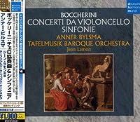 Boccherini: Cello Concertos & Sinfo by Anner Bylsma (2008-06-25)
