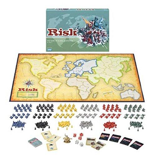 ボードゲーム Risk リスク 世界征服 Board Game
