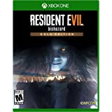 Resident Evil 7 Biohazard Gold Edition Xbox One バイオハザード7バイオハザードゴールドエディション 北米英語版 [並行輸入品]