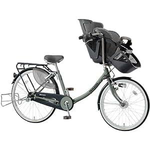 マルイシ(Maruishi) ふらっか~ず スティーナ FRSTP263H モスグリーン H47E 子供乗せ自転車