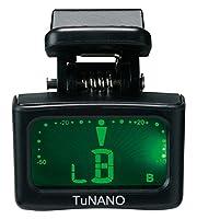 Ibanez アイバニーズ シンプルでリーズナブルな小型クリップ・タイプ チューナー tuNANO
