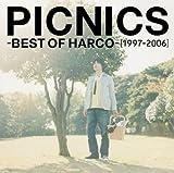 「PICNICS」-BEST OF HARCO-[1997-2006](初回限定盤)(DVD付)