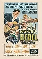 Waylon Jennings: Nashville Rebel【DVD】 [並行輸入品]