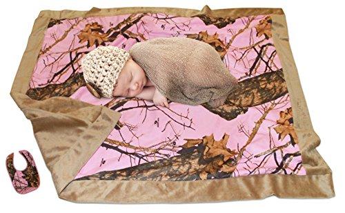 Camo Chique PANTS ベビー・ガールズ US サイズ: 0-24 Months カラー: ピンク