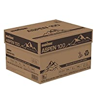 BOISE ASPEN 100 MULTI-USE RECYCLED COPY PAPER 8 1/2 x 14 Legal 92 Bright White 20 lb. 5000 Sheets/Carton [並行輸入品]