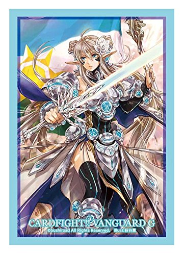 ブシロードスリーブコレクション ミニ Vol.259 カードファイト!! ヴァンガードG 『導きの宝石騎士 サロメ』の詳細を見る