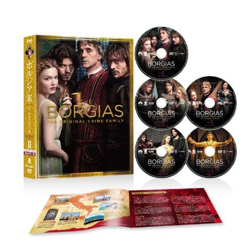 ボルジア家 愛と欲望の教皇一族 セカンド・シーズン[5枚組] [DVD]の詳細を見る