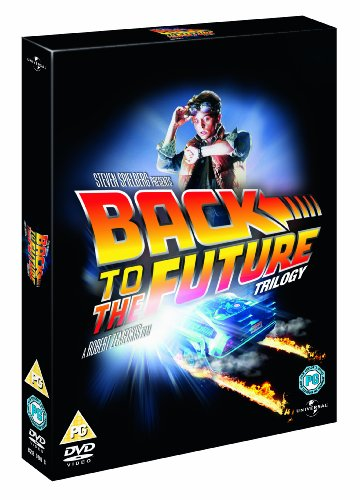 Back To The Future Trilogy - 25th Anniviersay Digipack [Import anglais]