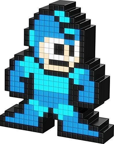 PDP Pixel Pals Capcom Mega Man Collectible Lighted Figure 878-025-NA-MEG-NB [並行輸入品]